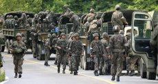 الجيش الكورى الجنوبي
