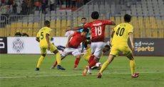 مباراة الأهلى والوصل