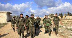 """الجيش السوري ينهي وجود """"داعش"""" بالجنوب"""