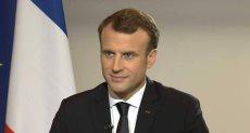 إيمانويل ماكرون - الرئيس الفرنسى