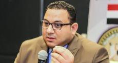 كريم عادل رئيس مؤسسة العدل الدولية للدراسات القضائية والدبلوماسية