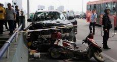 حادث دهس بالصين