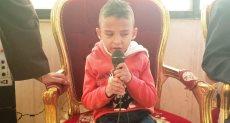 الطالب أحمد محمد