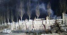 إنفجار مصنع كيماويات بالصين