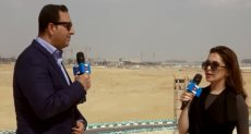 العميد خالد الحسينى، المتحدث باسم شركة العاصمة الإدارية الجديدة