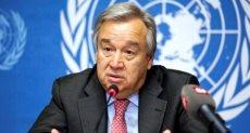 أنطونيو جوتيرس الأمين العام للأمم المتحدة