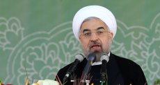حسن روحانى الرئيس الإيرانى
