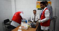 الدكتور السيد عبد الجواد وكيل وزارة الصحة بمحافظة الأقصر