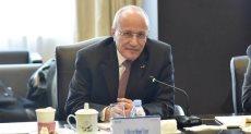 الدكتور محمد سعيد العصار وزير الدولة للإنتاج الحربى