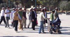 مستوطنين إسرائيليين