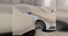 الطقس وسقوط الثلوج