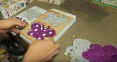 محمد أمين صاحب مشروع لعب أطفال بدعم من جهاز المشروعات