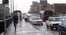 الأمطار في مصر