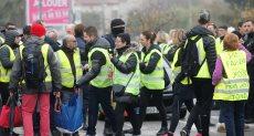 احتجاجات فرنسا - ارشيفية