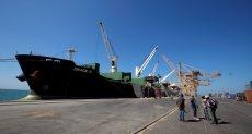ميناء الحديدة اليمني - أرشيفية