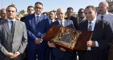 فتتح بطولة النيل الدولية التاسعة للكياك بالأقصر