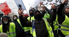 سبت الغضب بفرنسا.. 1385 معتقلا و135 مصابا والشرطة تسيطر على الوضع