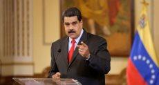 رئيس فنزويلا نيكولاس مادورو