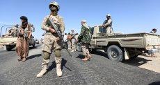 معارك جيش اليمن الوطنى والحوثيين