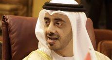 وزير خارجية الإمارات