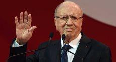 الرئيس التونسى الباجى  قائد السبسي
