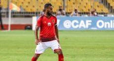 حسام عاشور لاعب وسط الأهلى