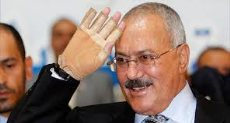 على عبد الله صالح الرئيس اليمني الاسبق