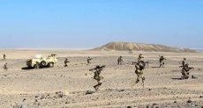 """استمرار فعاليات التدريب المشترك المصرى الأردنى """"العقبة 3"""