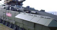 روسيا تختبر عربة مشاة قتالية متطورة مزودة بمدفع ورشاش مزدوج