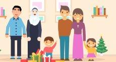 الإفتاء توضح حكم تهنئة غير المسلمين بأعيادهم