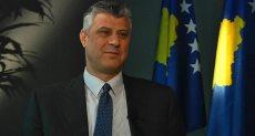 رئيس كوسوفو هاشم تاجى
