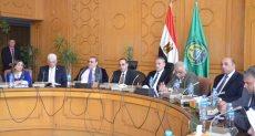 محافظا الإسماعيلية وشمال سيناء يستضيفان ووفد البنك الدولى
