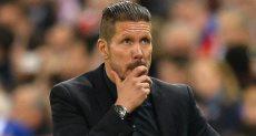 المدرب الأرجنتينى دييجو سيميونى