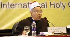 الدكتور محمد عبد الفضيل القوصى وزير الأوقاف الأسبق