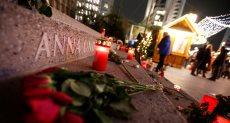 الذكرى الثانية لحادث الدهس فى برلين