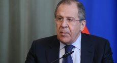 وزير الخارجية الروسى سيرجي لافروف