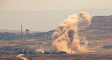قصف فى سوريا -أرشيفية