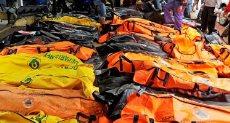 ضحايا موجة تسونامى بأندونيسيا