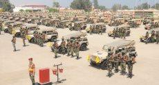 أبطال رجال القوات المسلحة
