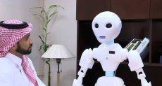 الروبوت تقنى