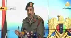 المسمارى المتحدث باسم الجيش الليبى