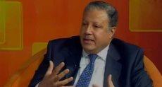 الدكتور هشام عزمى رئيس دار الوثائق