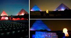 سامح سعد - رئيس شركة مصر للصوت والضوء