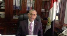 الدكتور مجدى عبد العزيز مستشار وزير المالية لشئون الجمارك
