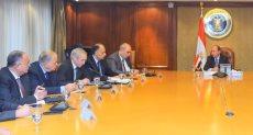 وزير التجارة والصناعة يلتقي بالأعضاء الجدد للمجالس التصديرية
