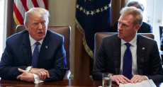باتريك شاناهان - القائم بأعمال وزير الدفاع الأمريكي
