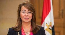 وزيرة التضامن الاجتماعى