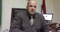 محمد عبد الشافى درغام، مدير جهاز تنمية المشروعات بالإسماعيلية