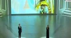احتفالية افتتاح مسجد وكاتدرائية العاصمة الإدارية