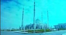 فيلم تسجيلى عن مراحل إنشاء مسجد الفتاح العليم وكاتدرائية ميلاد المسيح
